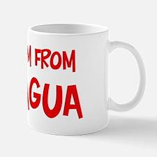 Kiss me Nicaragua Mug