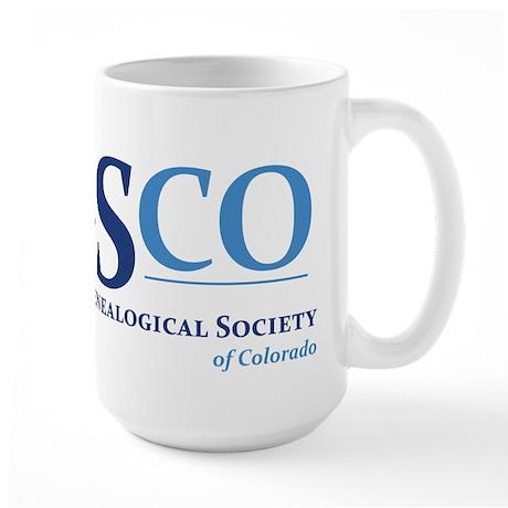 JGSCO logo Mugs