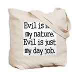 "Minions ""Evil Nature"" Tote Bag"