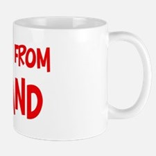 Kiss me Thailand Mug