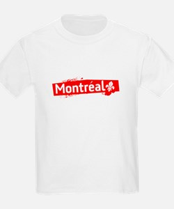 'Montreal' Kids T-Shirt