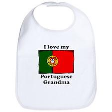 I Love My Portuguese Grandma Bib