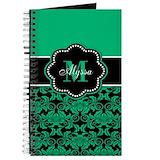 Teal Journals & Spiral Notebooks