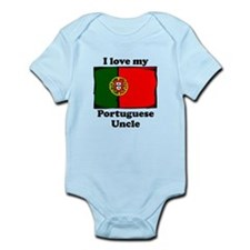 I Love My Portuguese Uncle Body Suit