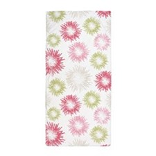 Pastel Pattern Beach Towel