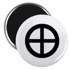 Planet Earth Symbol Magnet
