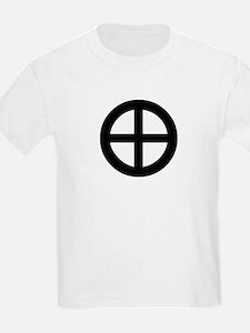 Planet Earth Symbol Kids T-Shirt