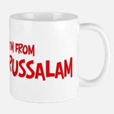 Kiss me Brunei Darussalam Mug