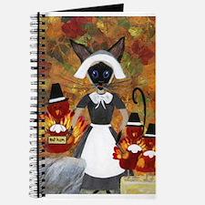 Siamese Queen of Thanksgiving Journal