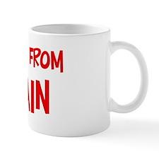 Kiss me Bahrain Mug