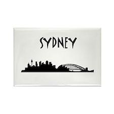 Sydney Skyline Magnets