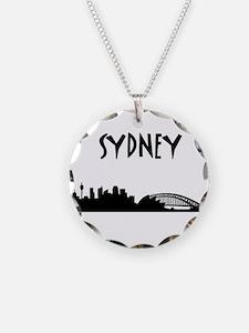 Sydney Skyline Necklace