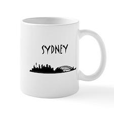 Sydney Skyline Mugs