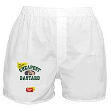 World's Cheapest Bastard Boxer Shorts