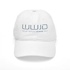 JCAHO WWJD 2 Baseball Cap