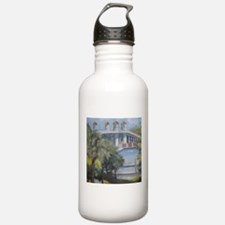 St Augustine Bridge of Lions Water Bottle