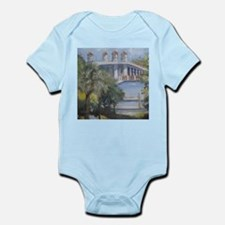 St Augustine Bridge of Lions Body Suit