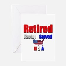 Retired. Greeting Cards (Pk of 10)