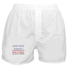 The Mr. V 143 Shop Boxer Shorts