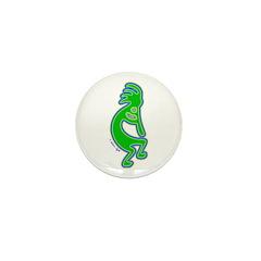 KO-KO-PEL-LI Mini Button (100 pack)