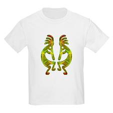 MODERN KOKOPELLI Kids T-Shirt