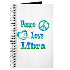 Peace Love Libra Journal