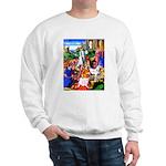 UNICORN PROCESSION Sweatshirt