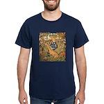 UNICORN & WILD WOMAN Royal Blue T-Shirt