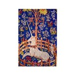 UNICORN IN CAPTIVITY Rectangle Magnet (10 pack)