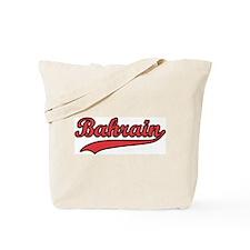 Retro Bahrain Tote Bag