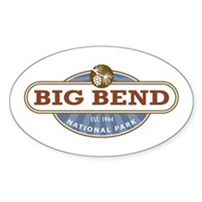 Big Bend National Park Decal