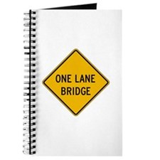One-Lane Bridge - USA Journal