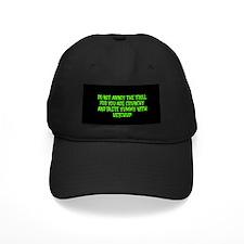 Funny Wow wear Baseball Hat