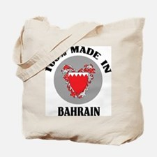 Made In Bahrain Tote Bag