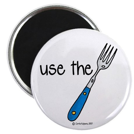 use the fork Magnet