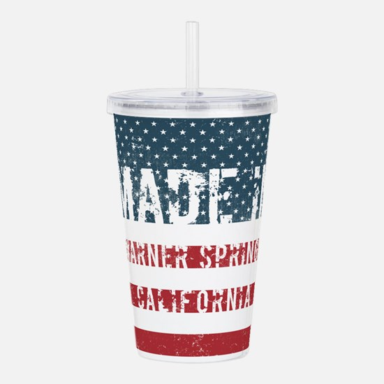 Made in Warner Springs Acrylic Double-wall Tumbler