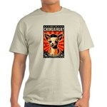 Obey the Chihuahua! Revolution Light T-Shirt