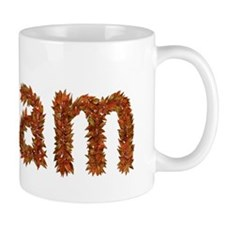 Sam Fall Leaves Mugs