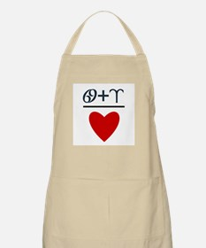 Cancer + Aries = Love Apron