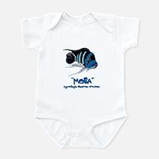 Moba Logo Infant Bodysuit