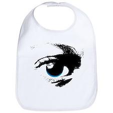 Blue Eye Bib