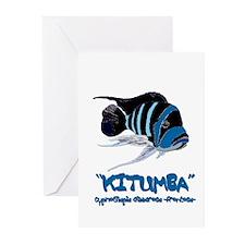Kitumba w/logo Greeting Cards (Pk of 10)