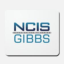 NCIS Logo Gibbs Mousepad
