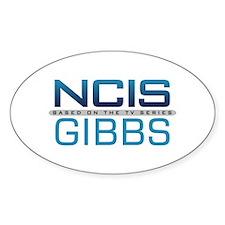 NCIS Logo Gibbs Decal