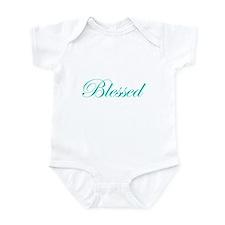 Aqua Blessed Infant Bodysuit