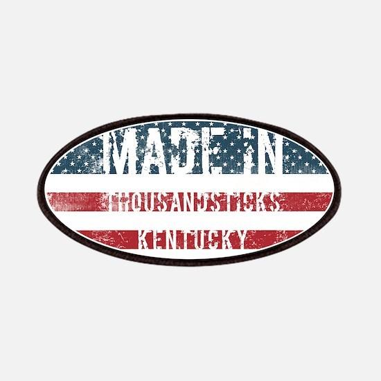 Made in Thousandsticks, Kentucky Patch