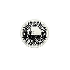 Wickenburg, AZ Mini Button