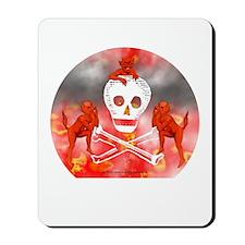 Devils & Skull Mousepad