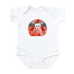 Devils & Skull Infant Bodysuit