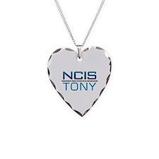 NCIS Logo Tony Necklace
